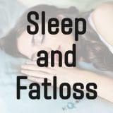 睡眠と脂肪燃焼