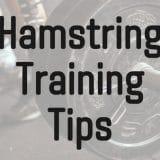 ハムストリングトレーニングのコツ