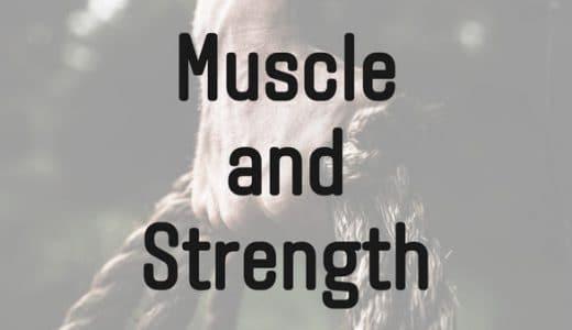 筋肥大のために筋力アップは必要か?研究も含めて解説