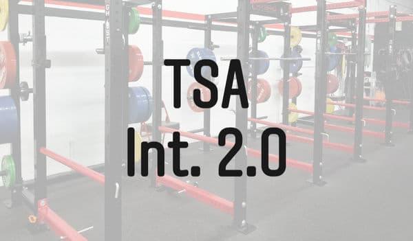 TSA中級2.0